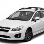 سوبارو امبريزا واجن 2015 Subaru Impreza Wagen