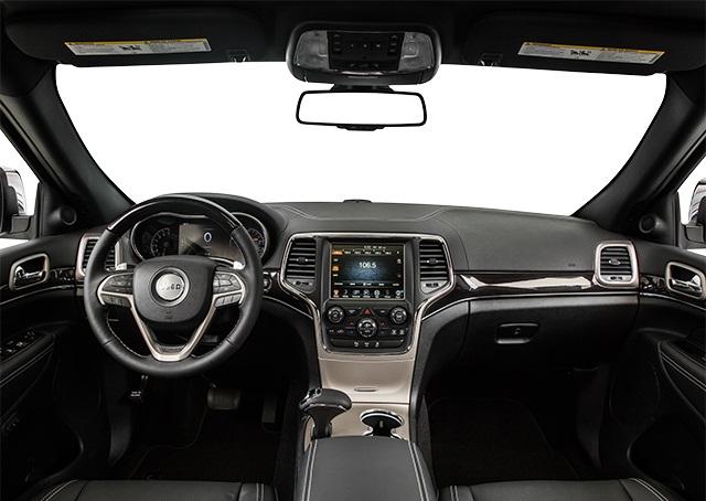 جيب جراند شيروكي 2015 Jeep Grand Cherokee المرسال