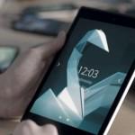 الجهاز اللوحي Jolla Tablet بنظام التشغيل SailFish