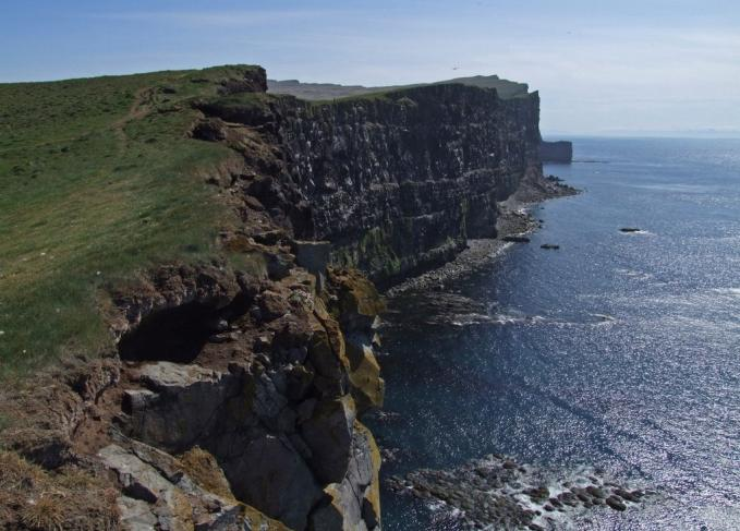 Látrabjarg Sea Cliffs