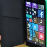 مايكروسوفت الجديد لوميا 535 مزدوج الشريحه