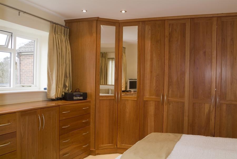 غرف نوم مع خزانات ملابس زاوية جديدة | المرسال