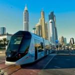 صور ومعلومات عن مشروع ترام دبي العملاق