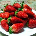 فراولة شهية