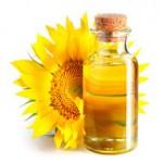 افضل الزيوت لجلد الاطفال Sunflower-Oil-for-baby-massaging-150x150
