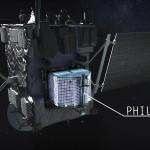 مسبار الفضاء فيلة … اول هبوط متحكم على سطح مذنب