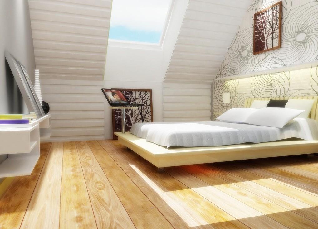تصاميم غرف نوم من الخشب   المرسال