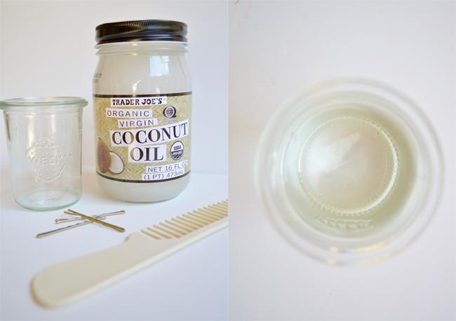 اقنعة للشعر طبيعية Coconut-oil-mask-for