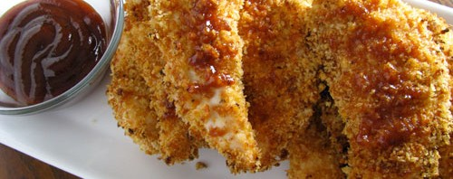 طريقة دجاج كرسبي مقرمش المرسال