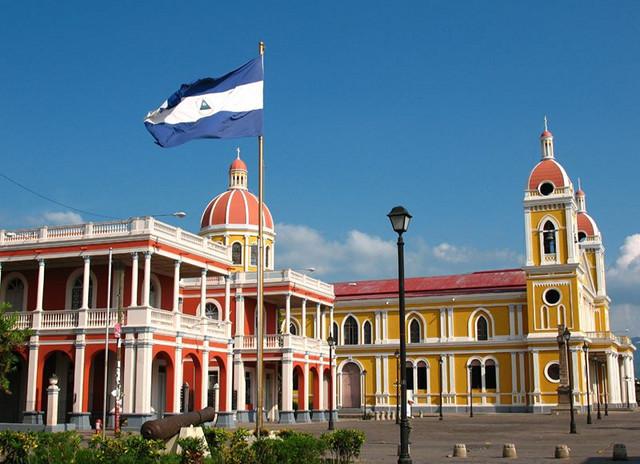 الأماكن السياحية Granada-Nicaragua.jp