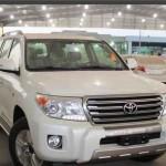 لاندكروزر جي اكس 2015 Toyota Land Cruiser GX