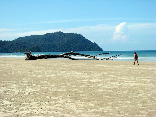 كوه تاو ، بمعنى جزيرة السلحفاة