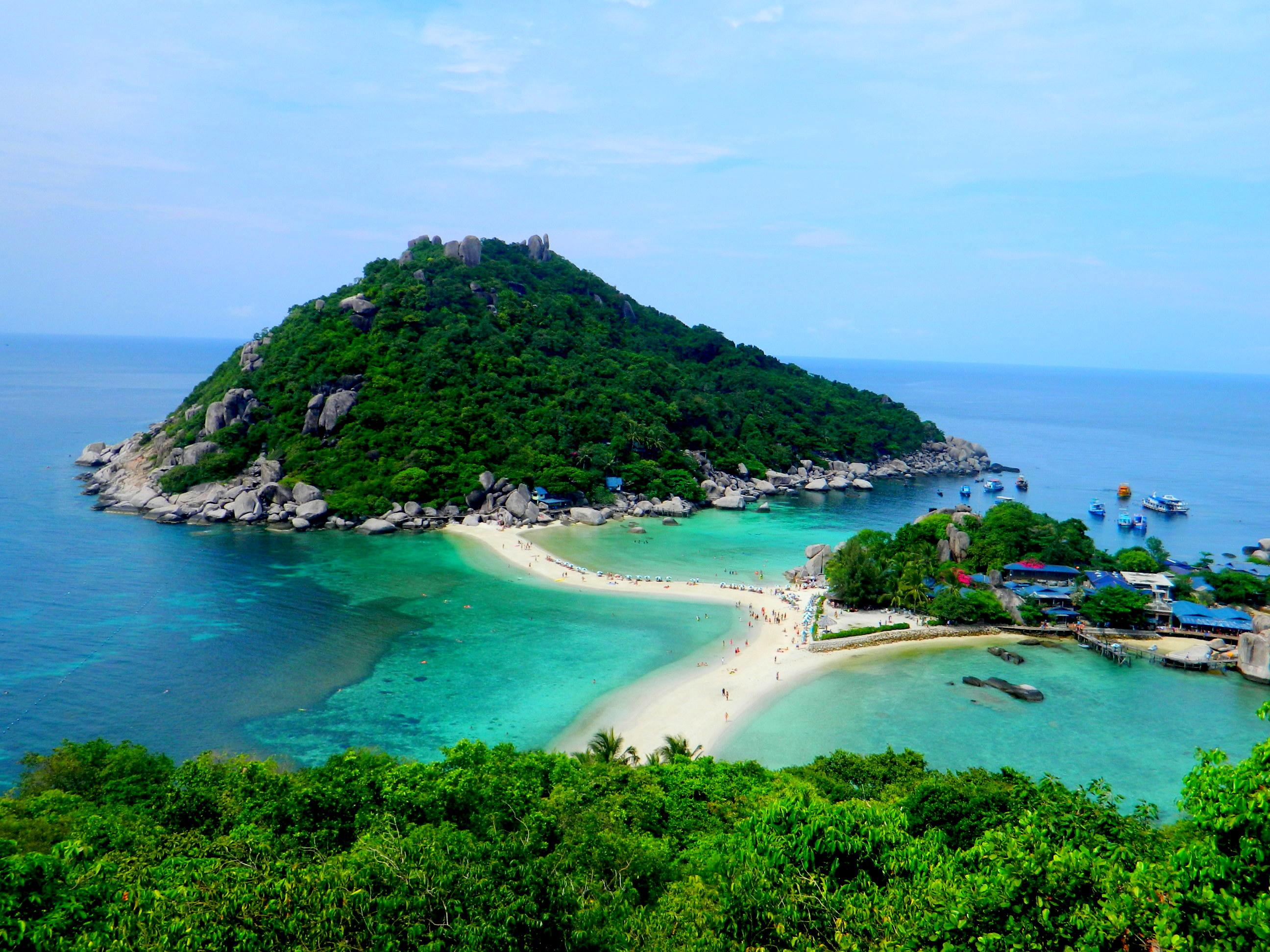 Image result for جزيرة كوه تاو