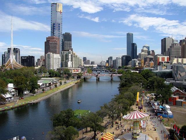 المعالم السياحية في استراليا