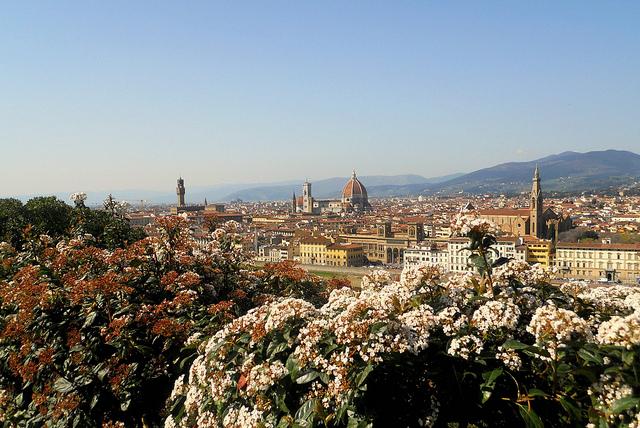 Piazzale Michelangelo   المرسال