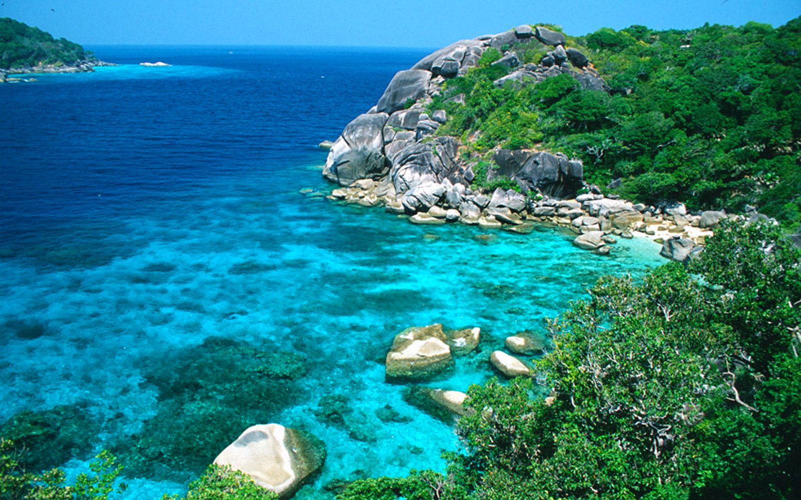 جزر سميلان