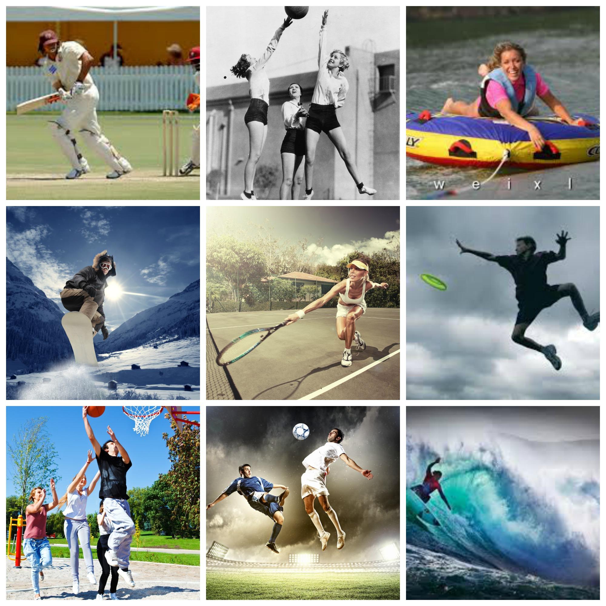 каталог картинок спорт проблем центра