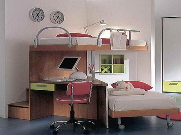 تصاميم غرف نوم صغيره جدا | المرسال
