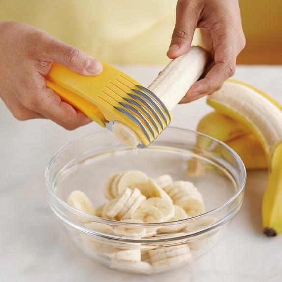 تقطيع الموز