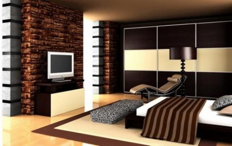 موديلات غرف نوم رجالية جميلة | المرسال