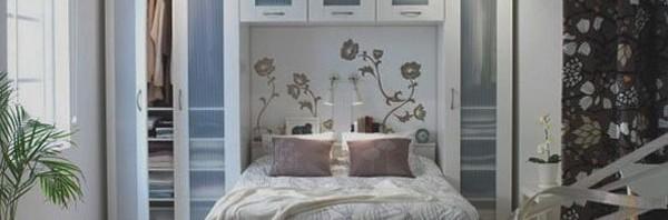 تصاميم غرف نوم صغيره جدا المرسال