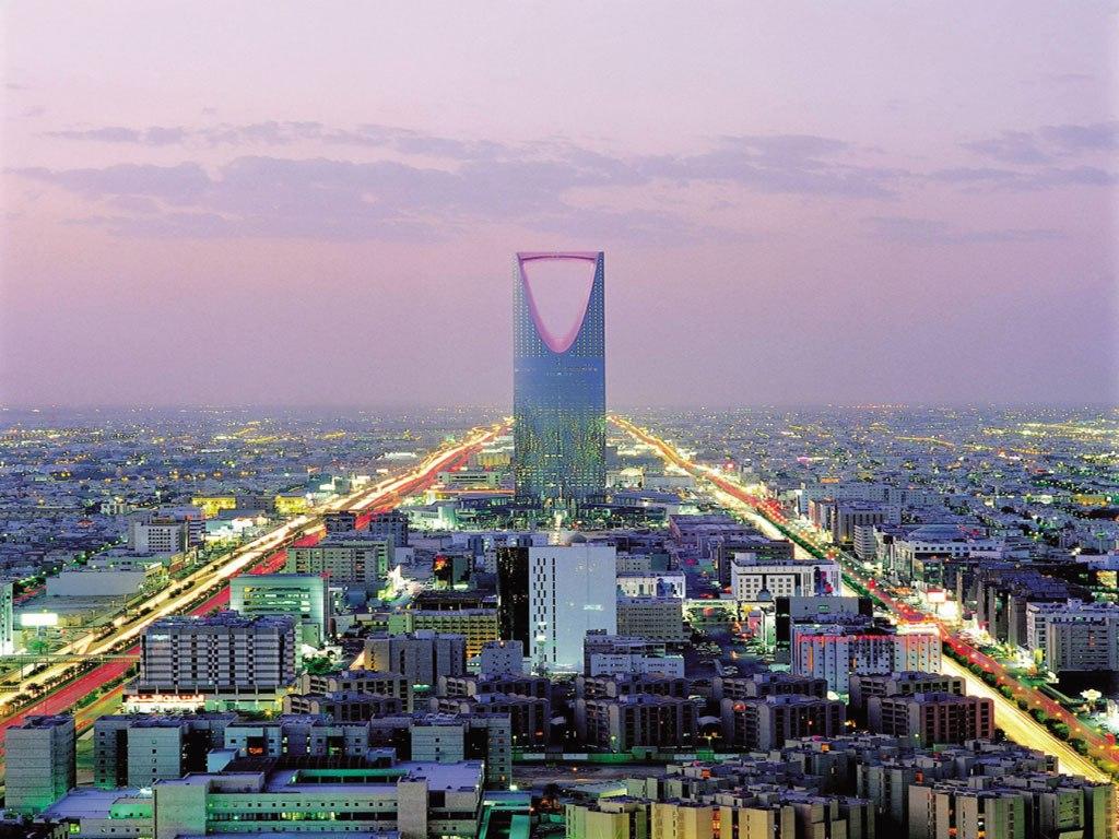مدينة الرياض عاصمة السعودية واكبر مدنها المرسال