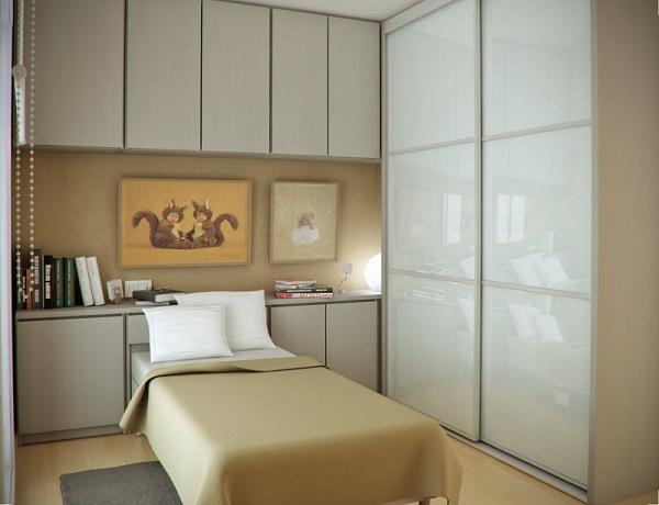 تصاميم غرف نوم نفر واحد | المرسال
