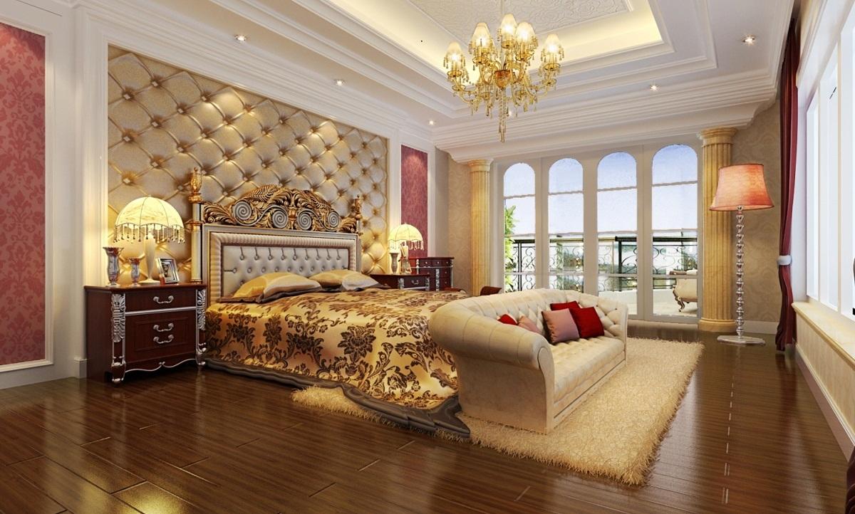 تصاميم غرف نوم فلل   المرسال
