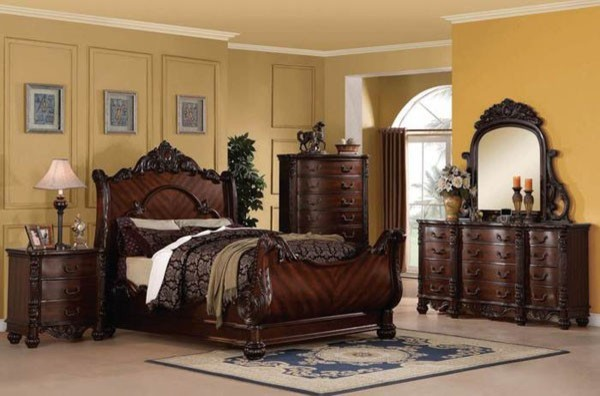 تصاميم غرف نوم قديمة | المرسال