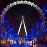 united kingdom london eye - 183473