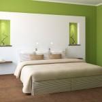 افكار طلاء غرف النوم