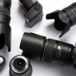 أنواع عدسات و كاميرات التصوير الفوتوغرافي