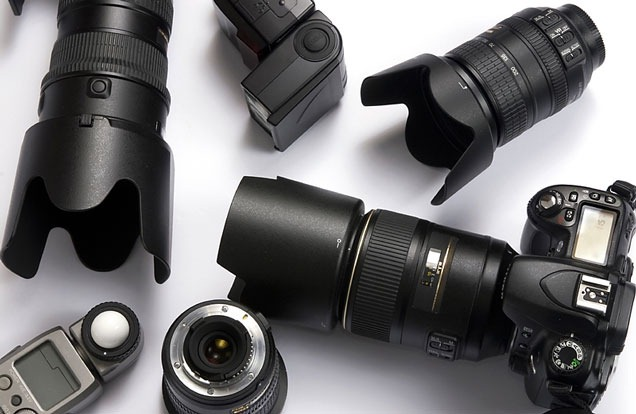 أنواع عدسات و كاميرات التصوير الفوتوغرافي | المرسال