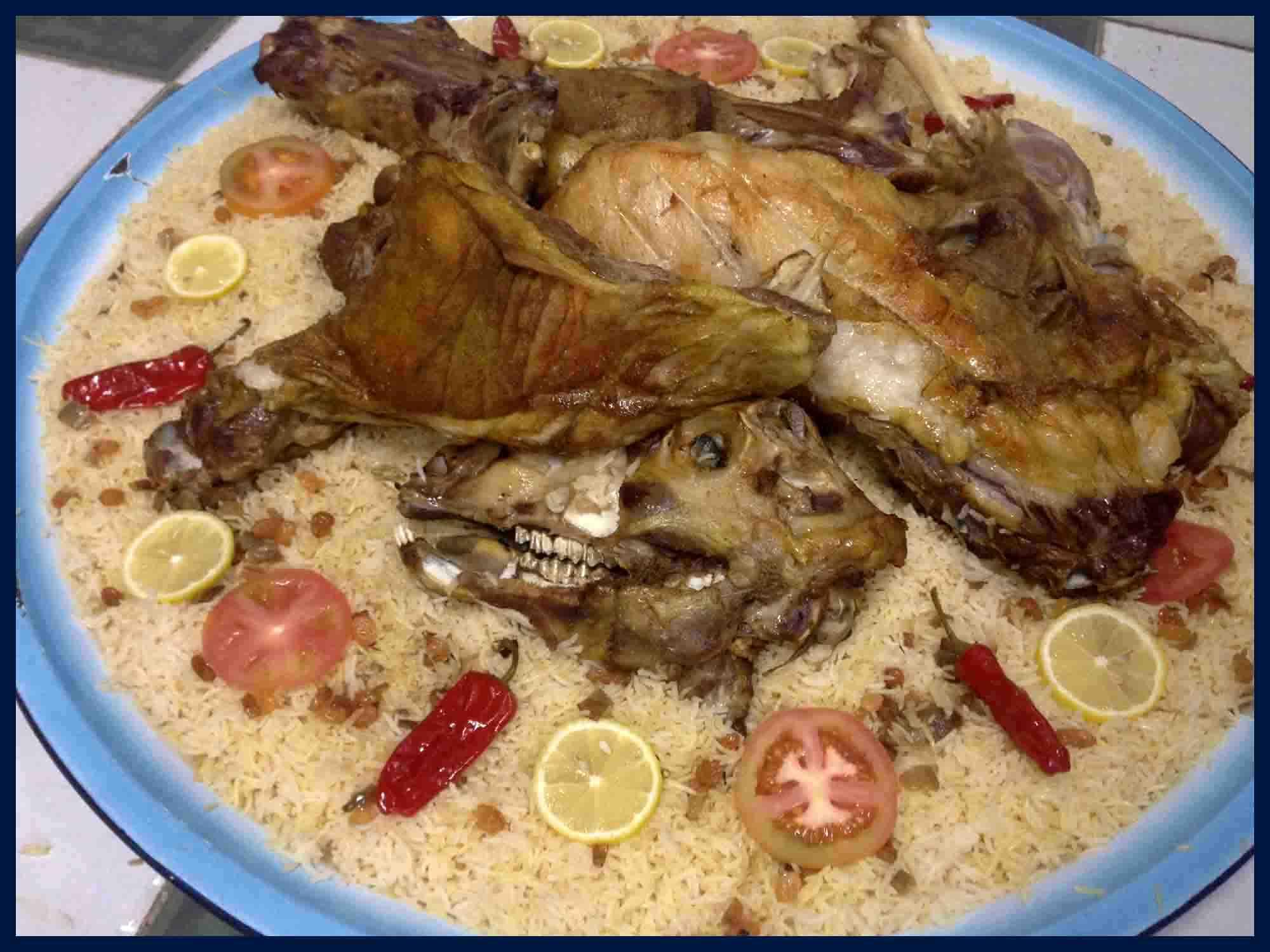 بالصور اكلات شعبية سعودية مقالات