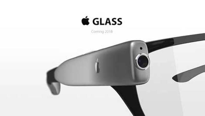 نظارة ابل الذكية