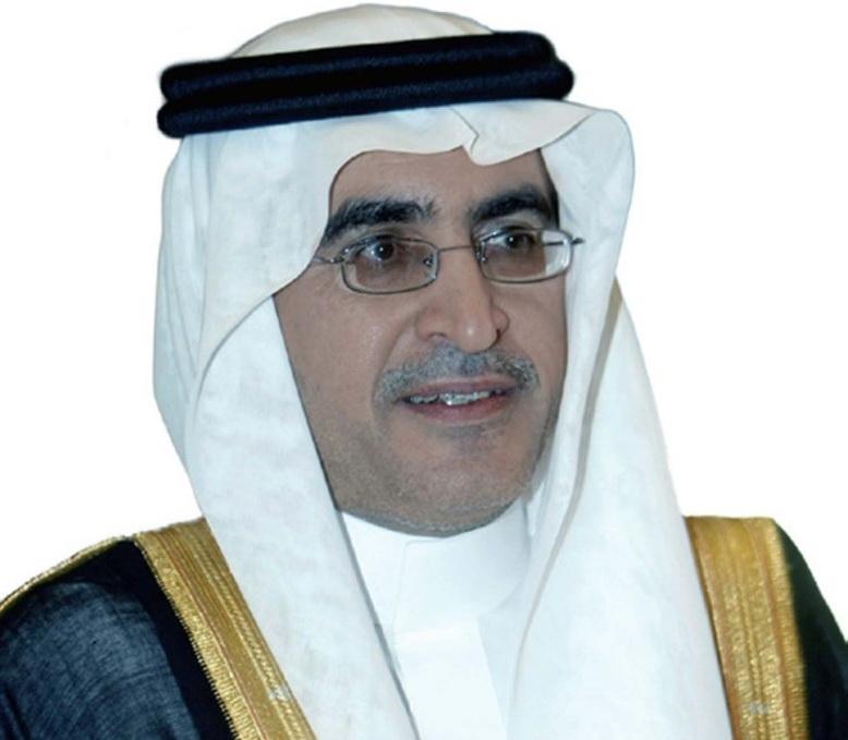 عزام بن محمد الدخيل وزير التعليم الجديد المرسال