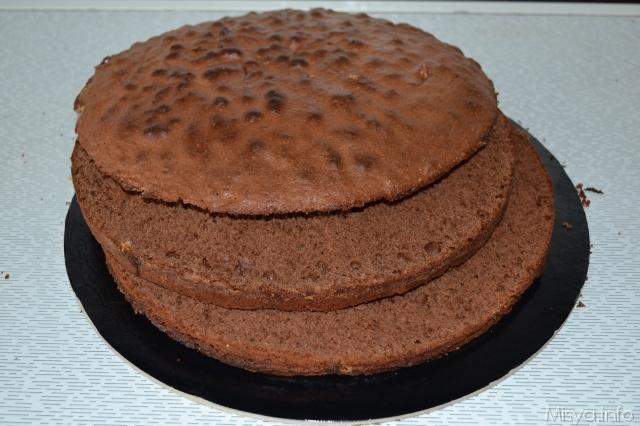 تقيطع الكيكة