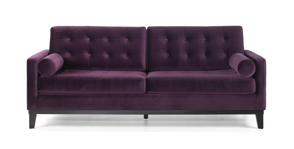 sofas purple
