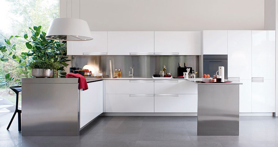 design modern kitchens