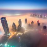 ابراج دبي للمصور دانيال تشونغ