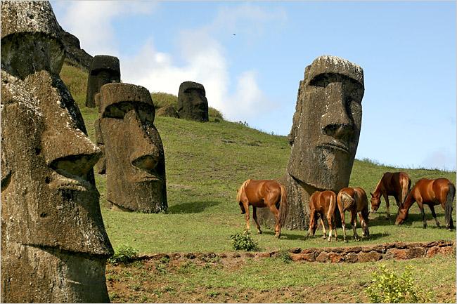 حضارة جزيرة الفصح