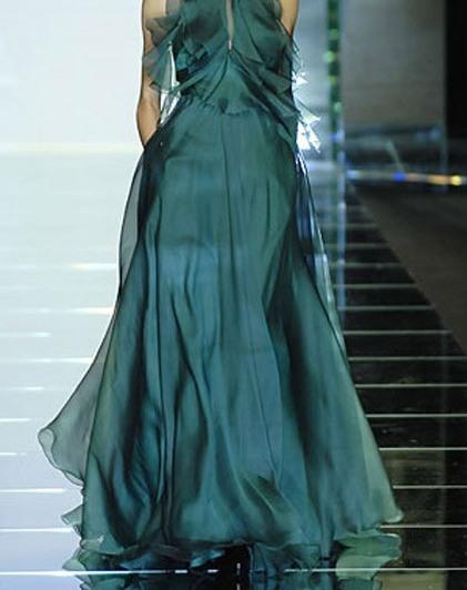 فساتين ايلي صعب 2015 Green-Dress-Without-