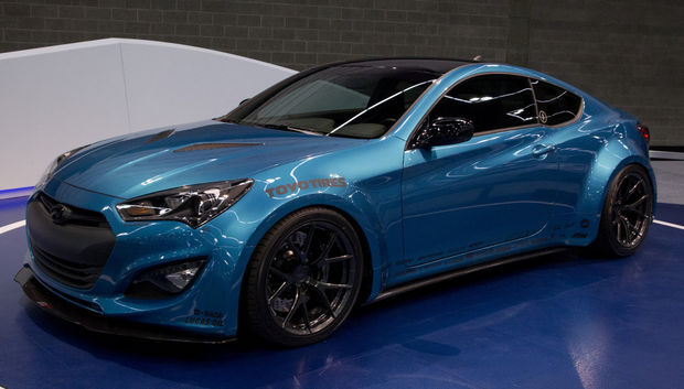 2015 Hyundai Genesis Body Kits Autos Post