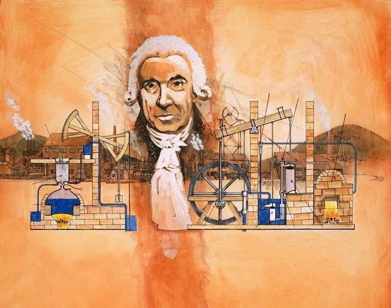 المخترع جيمس
