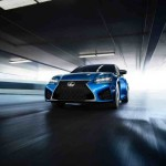 شاهد سيارة لكزس الجديدة Lexus GS-F 2015