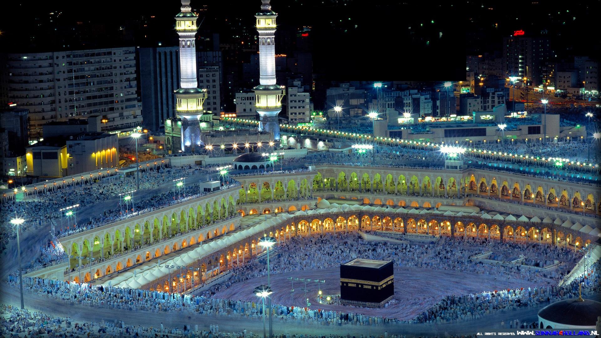 قصيدة بعنوان في هوى مكة المكرمة Makka