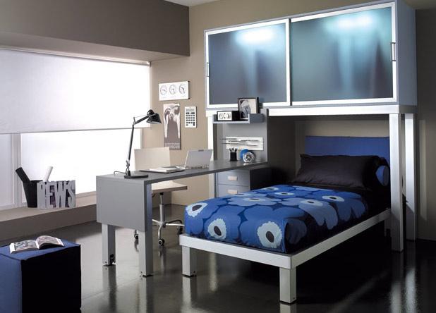تصاميم مميزة لغرف نوم الاطفال المراهقين