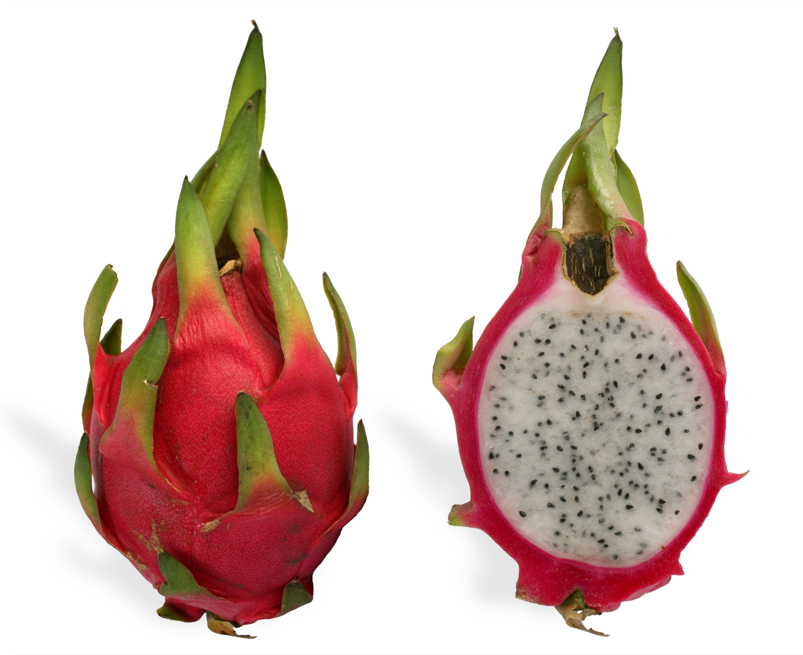 Dragon fruit Pitaya Strange fruits that surprise you Strange fruits that surprise you Pitaya
