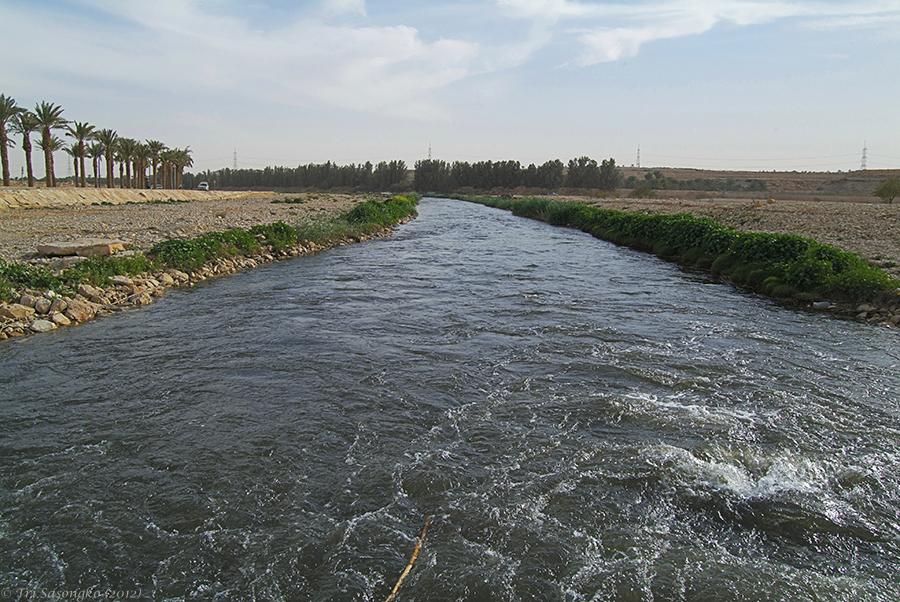 وادي حنيفة بالرياض من اكبر الاودية المرسال