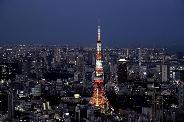 معالم اليابان الجذابة